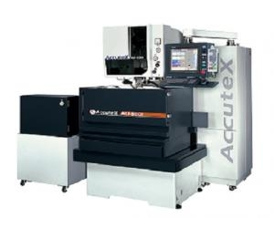 ACCUTEX CNC EDM WIRECUT MACHINE